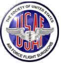 Society of U.S. Air Force Flight Surgeons logo