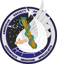 American Society of Aerospace Medicine Specialists logo